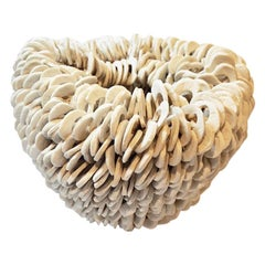 Bénédicte Vallet, Zatte Made of Ceramic and Rope