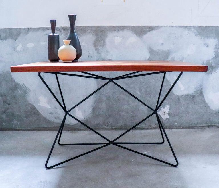 Steel Bengt-Johan Gullberg, Sofa/Dining/Cocktail, Table