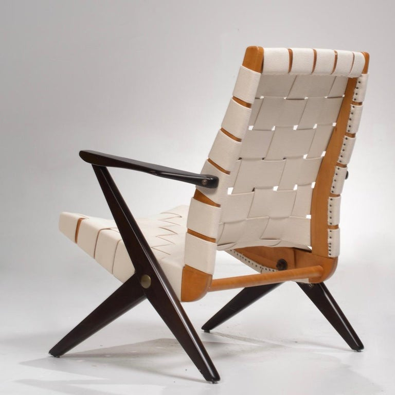 Bengt Ruda Easy Chairs by Nordiska Kompaniet, Sweden 3