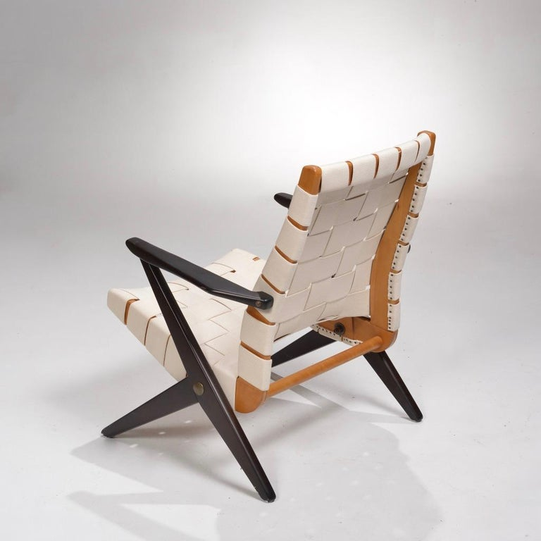 Mid-20th Century Bengt Ruda Easy Chairs by Nordiska Kompaniet, Sweden