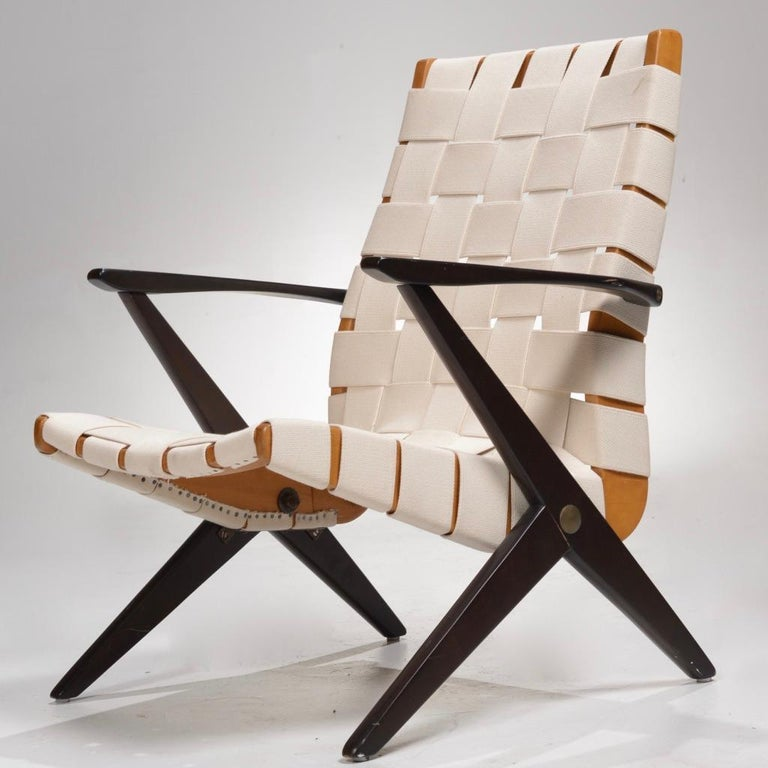 Bengt Ruda Easy Chairs by Nordiska Kompaniet, Sweden 1