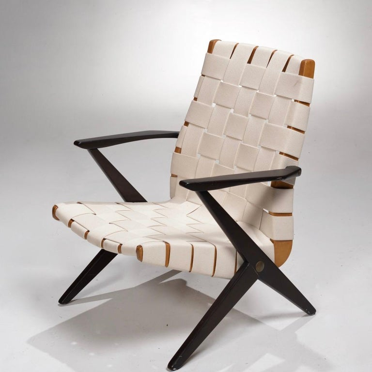 Bengt Ruda Easy Chairs by Nordiska Kompaniet, Sweden 2