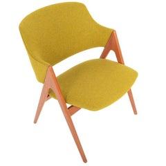 Bengt Ruda Patrik Lounge Chair in Teak