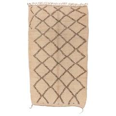 Beni Ourain Moroccan Carpet