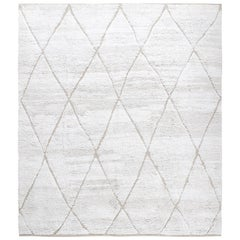 Beni Ourain Moroccan Style Rug