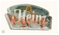 Announcing Heinz BY BENJAMIN BUCKLEY, Limited Edition Print, Pop Art, Food Art