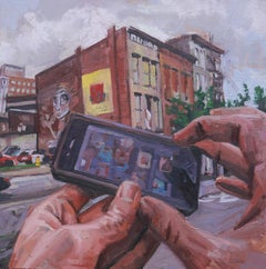 American Contemporary Art by Benjamin Duke - First Person #2