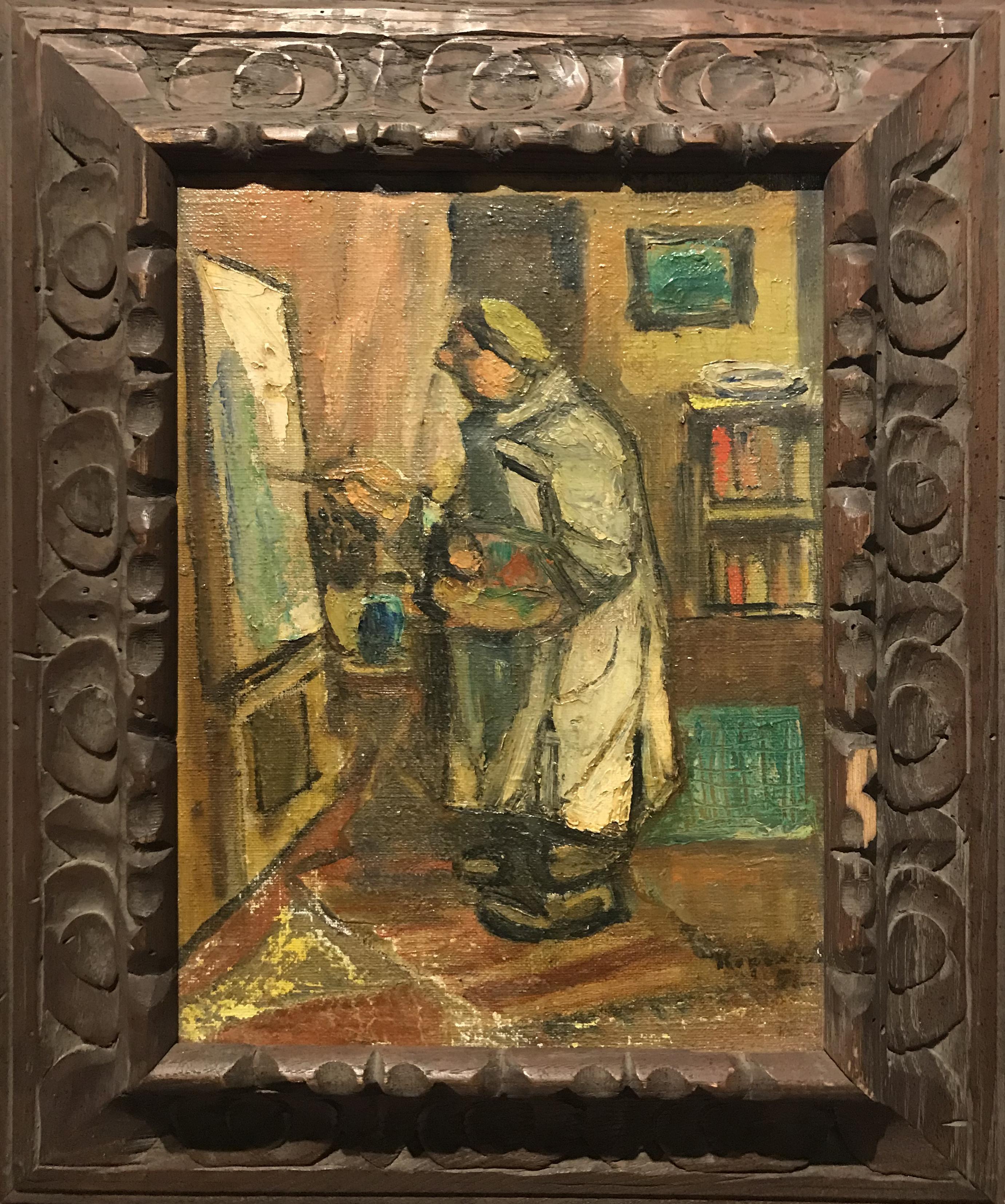 Old Artist