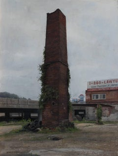 Clipper Mill Chimney