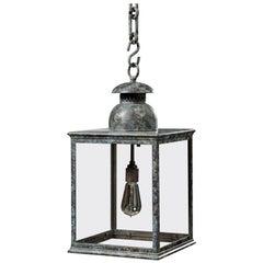 The Small Jamb Benson Hanging Lantern Georgian Lighting