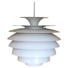 Bent Karlby Barcelona Pendant Lamp by Lyfa, Denmark
