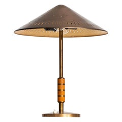 Bent Karlby Table Lamp Produced by Lyfa in Denmark