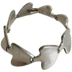 Bent Knudsen Sterling Silver Bracelet #2
