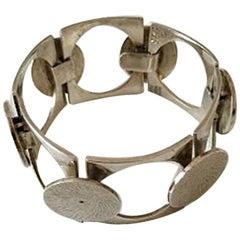 Bent Knudsen Sterling Silver Bracelet #326
