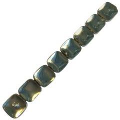 Bent Knudsen Sterling Silver Bracelet No 10