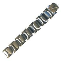 Bent Knudsen Sterling Silver Bracelet No 77
