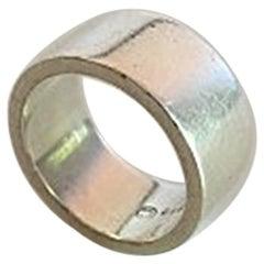 Bent Knudsen Sterling Silver Ring #210