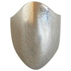 Bent Knudsen Sterling Silver Ring #56