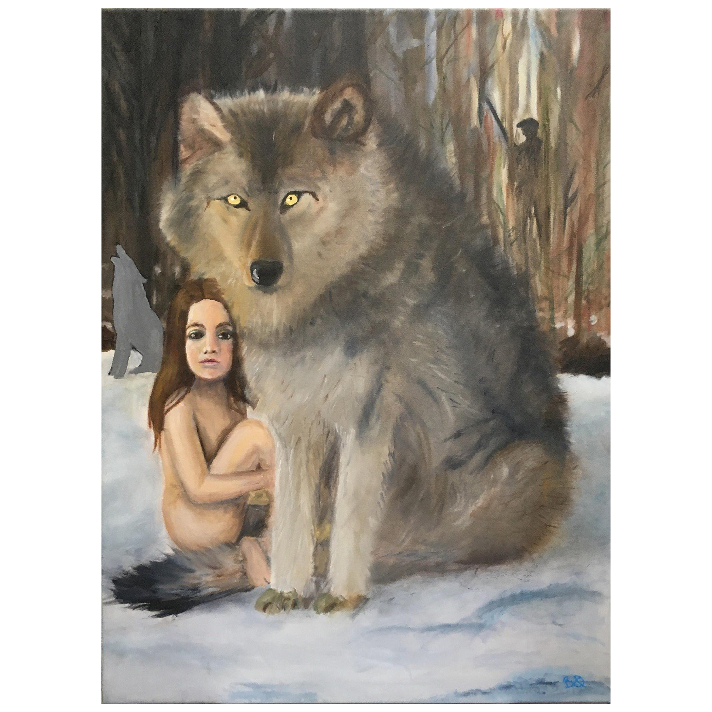 Bente Orum Little Red Riding Hood and the Wolf, 2014