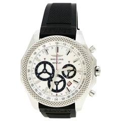 Bentley Stainless Steel Barnato Racing Chronograph A25366 Men's Wristwatch 49 mm