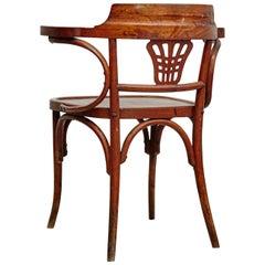 Bentwood Armchair, circa 1900