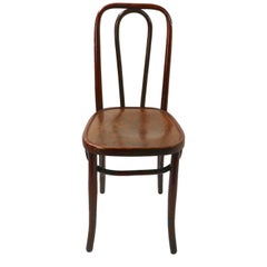Bentwood Bistro Side Chair JJ Kohn Mundus Thonet