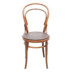 Bentwood Chair in the Style of Thonet, circa 1930
