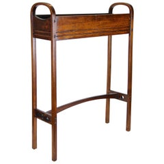 Bentwood Plant Stand or Flower Tub Mod. No. 1 by Thonet, Austria, circa 1915