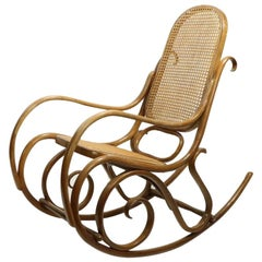 Expressionist Rocking Chairs