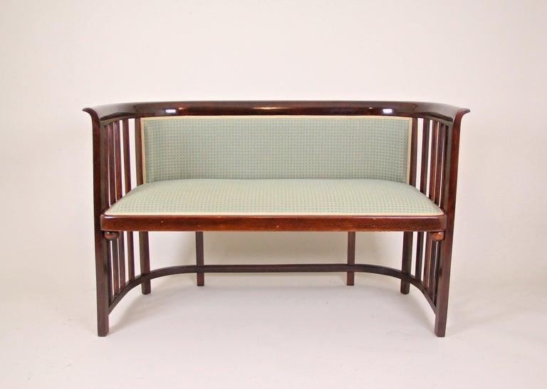 Bentwood Seating Set by Josef Hoffmann J&J Kohn, Austria, circa 1903 For Sale 7