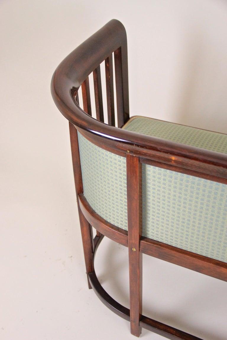 Bentwood Seating Set by Josef Hoffmann J&J Kohn, Austria, circa 1903 For Sale 10