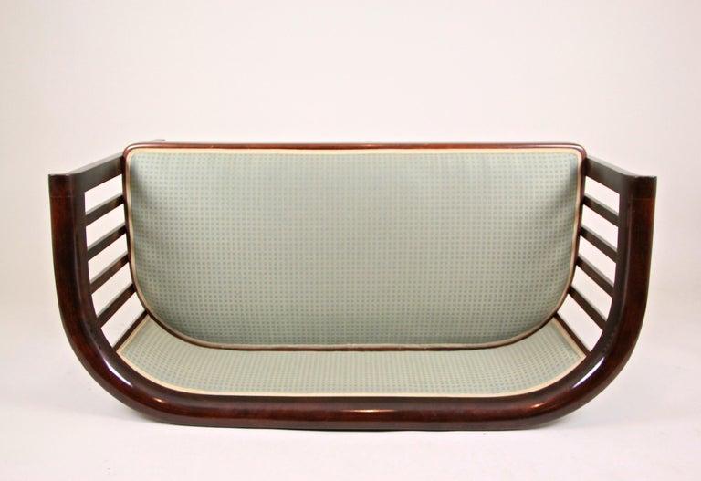 Bentwood Seating Set by Josef Hoffmann J&J Kohn, Austria, circa 1903 For Sale 12
