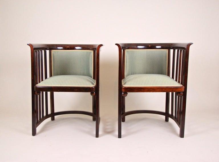 Art Nouveau Bentwood Seating Set by Josef Hoffmann J&J Kohn, Austria, circa 1903 For Sale