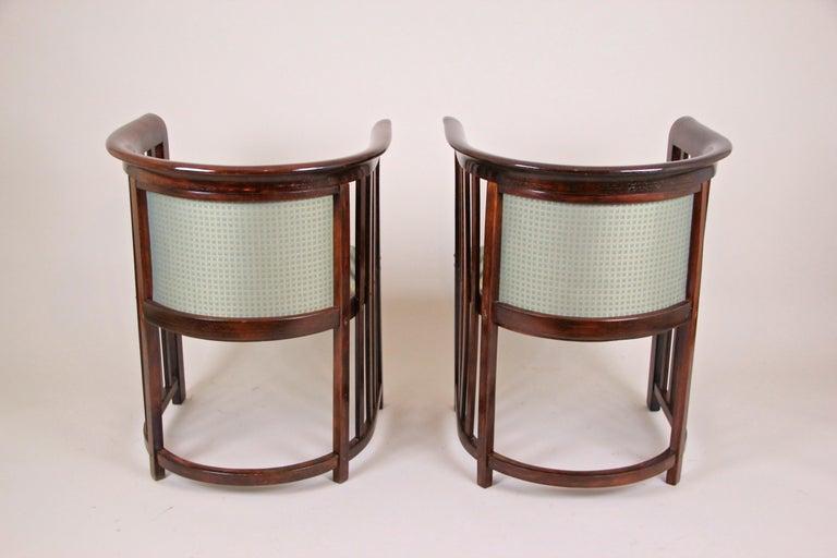 20th Century Bentwood Seating Set by Josef Hoffmann J&J Kohn, Austria, circa 1903 For Sale