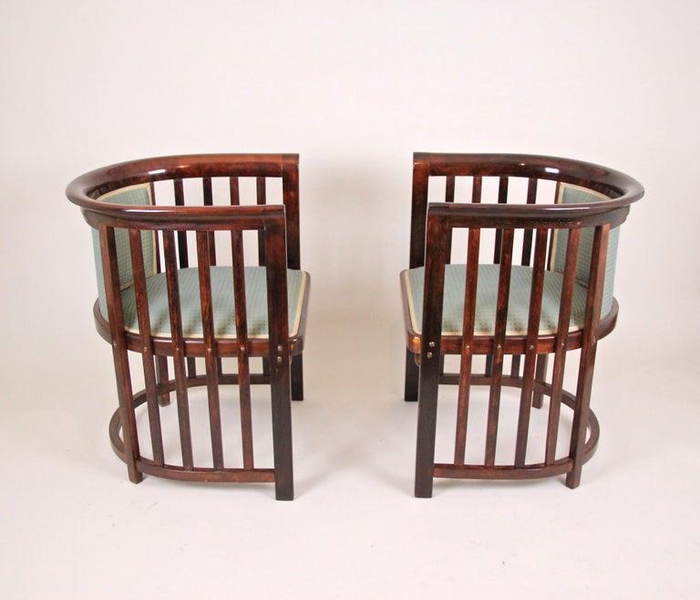 Bentwood Seating Set by Josef Hoffmann J&J Kohn, Austria, circa 1903 For Sale 1