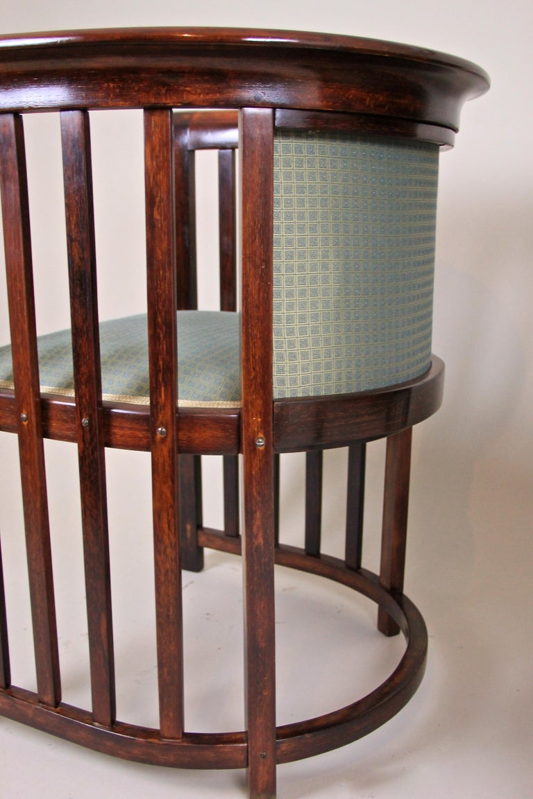 Bentwood Seating Set by Josef Hoffmann J&J Kohn, Austria, circa 1903 For Sale 2