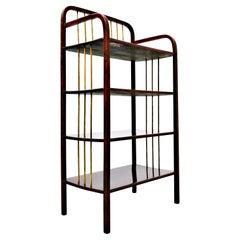 Bentwood Shelf by Thonet