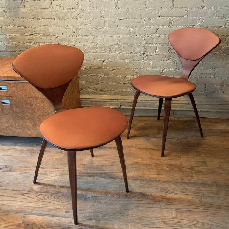 Bentwood Side Chairs by Norman Cherner for Plycraft For Sale 1
