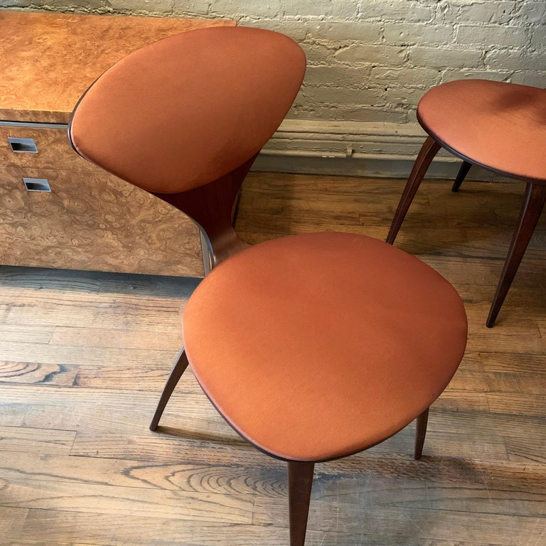 Bentwood Side Chairs by Norman Cherner for Plycraft For Sale 2