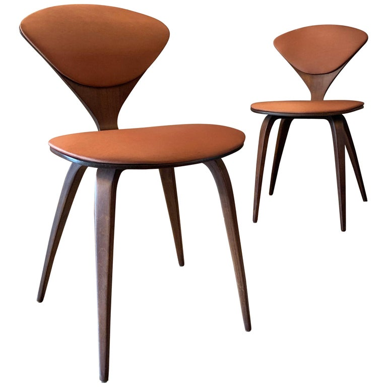 Bentwood Side Chairs by Norman Cherner for Plycraft For Sale