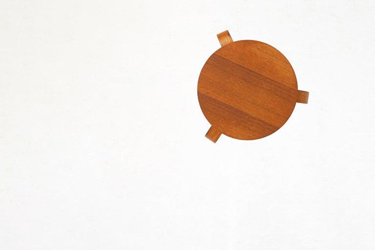 Bentwood Stool in the Style of Avlar Aalto for Artek For Sale 5