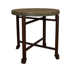 Berber Table, Brass, Side, Occasional, Art Deco Period, circa 1930