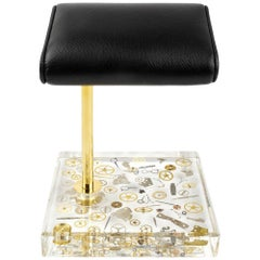 Berd Vay'e x The Watch Stand Fine Lucite Timepiece Desk Accessory Gold