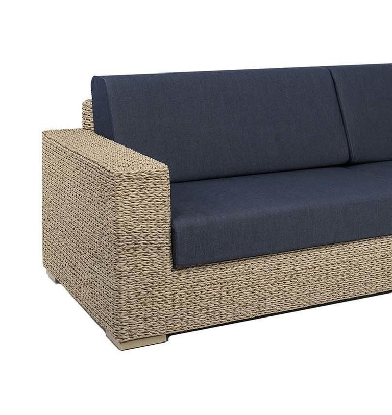 Berenice 3-Seat Sofa by Braid Outdoor