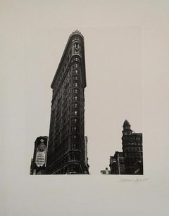 Flatiron Building, New York City, 1938