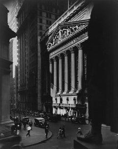 New York Stock Exchange [Wall Street]