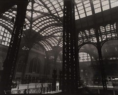 Penn Station Interior, New York City, July, 1936