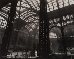 Penn Station Interior, New York City, July 1936