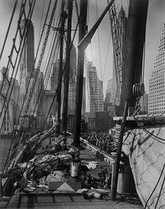 Berenice Abbott, 1898-1991 - New York Stock Exchange [Wall