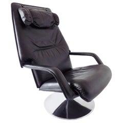 Berg Furnitures Danish Lounge Chair